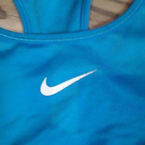 Nike royal blue sports bra